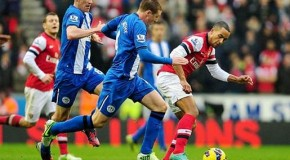Analiza: Arsenal – Wigan (PZ)