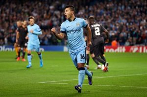 Manchester City FC v AS Roma - UEFA Champions League